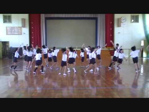 H.24 みんなでダンス小学生の部 最優秀賞 I LOVE キッ