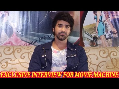 Exclusive Interview With Actor Eshan Shankar For Movie Machine | Latest News 2017 |