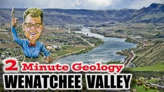 Wenatchee (WA) United States  city pictures gallery : Wenatchee Washington - Ice Age Floods Geology