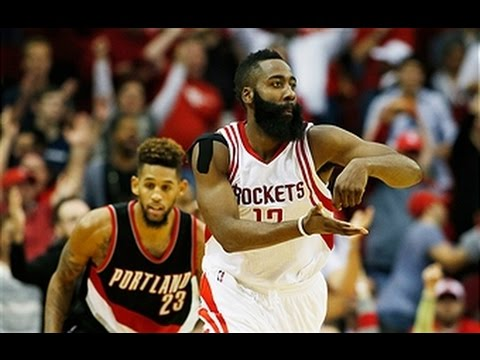 James Harden Scores 45 in Houston's Overtime Win