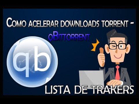 Tutorial - Como Acelerar Downloads Torrent - qBittorrent