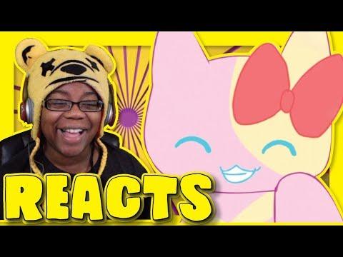 Doki Doki Forever Cat Animation Parody by The Cat of Tea | Animation Reaction