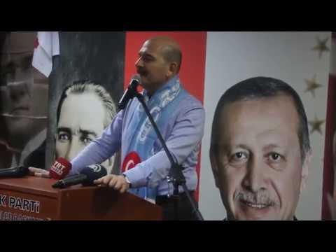 İçişleri Bakanı Soylu Pazar'dan Memnun Ayrıldı
