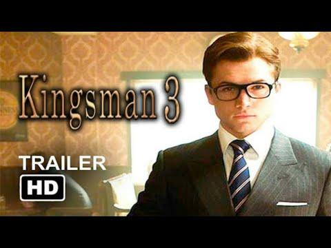 Kingsman 3 Official trailer 2019