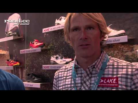 Lake Shoes EuroBike 2013