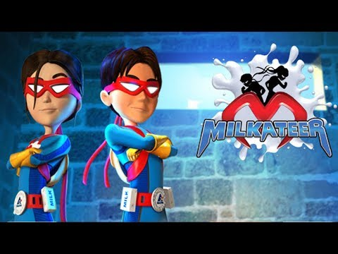 Milkateer Episode 1,2,3,4 In Urdu Pakistani Animated Cartoon | Cartoon Central
