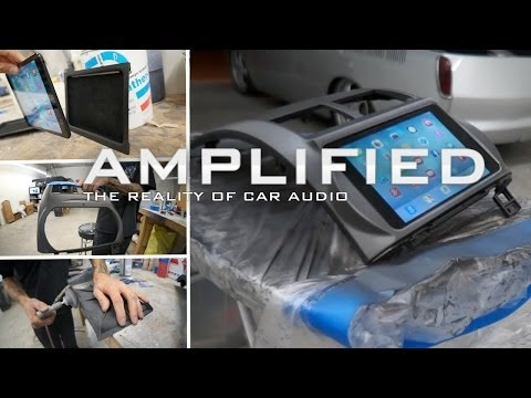 iPad mini Nissan Altima Dash Install – Amplified #124