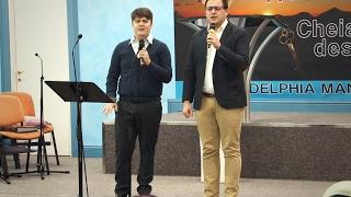 Dani Craciun si Ionut Apopei – Cand cerul tace