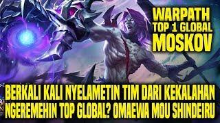 Hal Yang Gw Pelajari Dari Top 1 Global MOSKOV WARPATH • Mobile Legends Indonesia