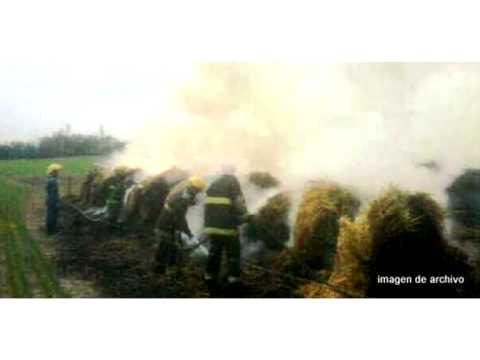 BOMBEROS – Incendios rurales