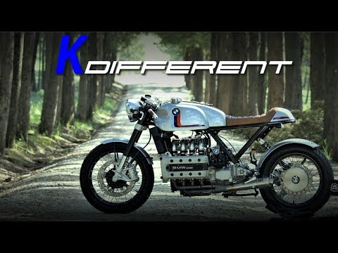 BMW K1100 by Dragons Motorcycles