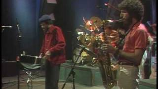 Jaco Pastorius music video The Chicken (Live)