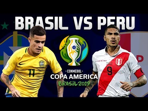 BRASIL Vs PERU | FINAL - COPA AMÉRICA (AO VIVO)