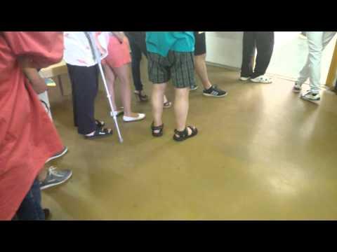 VIDEO: Na košickej pošte dochádzalo ku konfrontáciám!