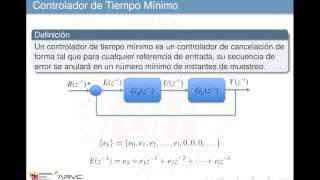 Umh1773 2012-13 Lec009 Reguladores Tiempo Mínimo
