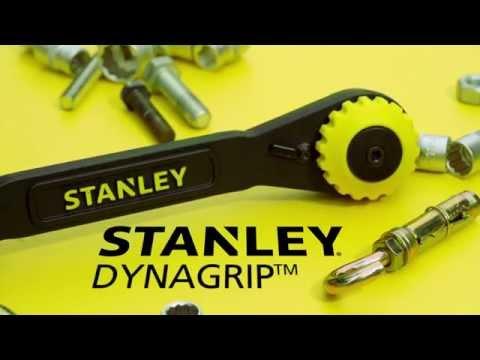 Chiave a cricchetto regolabile Dynagrip STANLEY