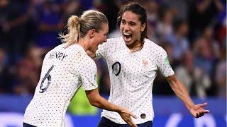 Download Video Mondial-2019 : les Bleues se qualifient au bout des prolongations face au Brésil (2-1) MP3 3GP MP4