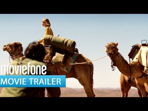 'Tracks' Trailer (2014): Adam Driver, Mia Wasikowska