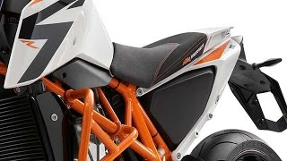 4. KTM Duke 690 R | Specifications and Features Review