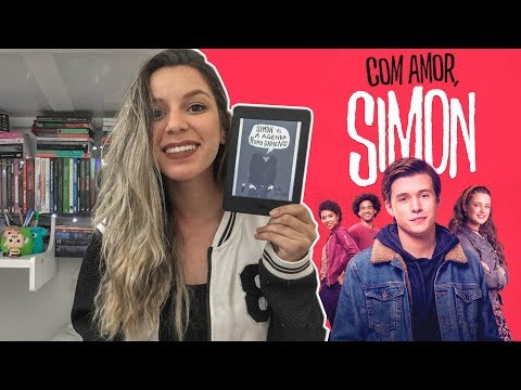 COM AMOR, SIMON | Livro vs. Filme (SEM SPOILERS) | Memórias de uma Leitora