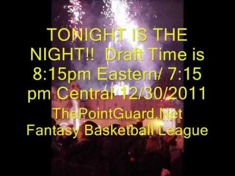 Last Chance to Join ThePointGuard.net Fantasy Basketball League on Yahoo!