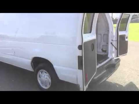 2013 Ford E-150 Cargo Van