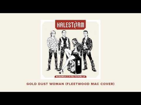 Tekst piosenki Halestorm - Gold Dust Woman po polsku