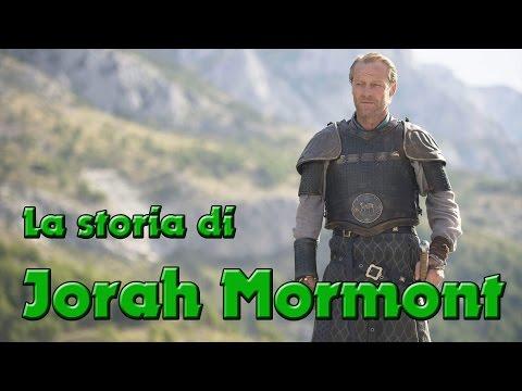 il trono di spade: la storia di jorah mormont.