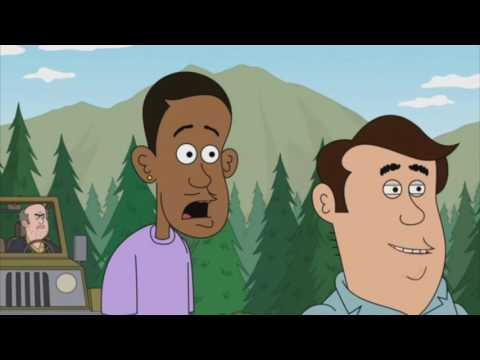 Brickleberry S1E3 CZ DABING 16  #Brickleberry