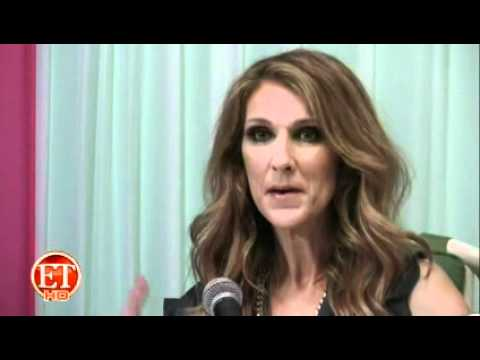 Celine Dion on Madonna Super Bowl Show – 2012