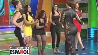 Video Ana Carolina y Socrates Alba en el duelo de baile en el Circuito de Famosos MP3, 3GP, MP4, WEBM, AVI, FLV September 2018