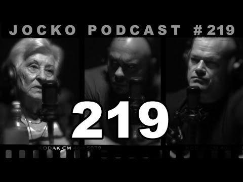 Jocko Podcast 219 w/ Rose Schindler: Auschwitz Survivor. Never Give Up Hope.