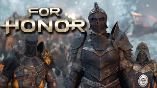 Official Warlord Apollyon Campaign Gameplay Trailer - For Honor