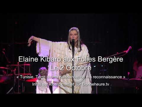 Annonce Folies Bergère