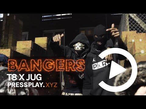 T8 x Jug (FS) - No Cap (Music Video) Prod By RockyBeatz