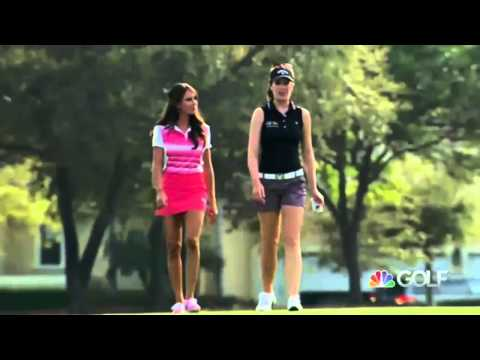 Playing Lessons, Golf Channel, Episode 8 Sandra and Holly, final hole