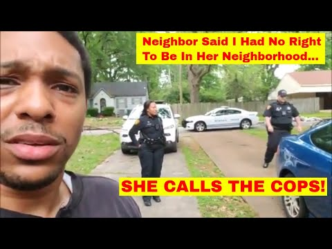 Neighbor Calls The Police on Young Investor! (видео)