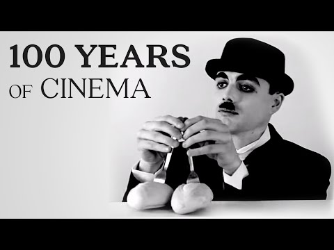 100 Years of Cinema in 2 Minutes