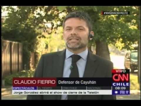 """Abogado Unidad de Corte Claudio Fierro: """"Lorenza Cayhuán y su comunidad quedaron conformes con el fallo"""""""