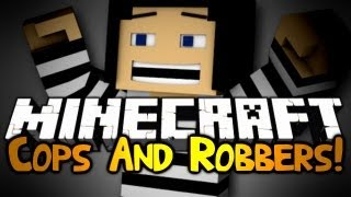 Minecraft: Mini Game: Cops&Robbers! #9 | IT'S BACK! 3.0!