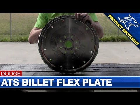Dodge 5.9l Flex Plates Are Junk | Ats Diesel Billet Flexplate Overview: 94-07 Dodge