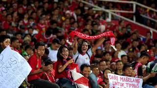 Video BIKIN MERINDING!! SELURUH STADION MENYANYIKAN LAGU INDONESIA PUSAKA INDONESIA U16 VS MALAYSIA MP3, 3GP, MP4, WEBM, AVI, FLV Agustus 2018