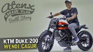 Video KTM Duke 200-nya Wendi Cagur [Atenx Katros] MP3, 3GP, MP4, WEBM, AVI, FLV Mei 2018