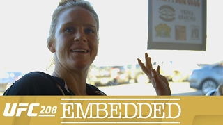 UFC EMBEDDED 208 Ep2