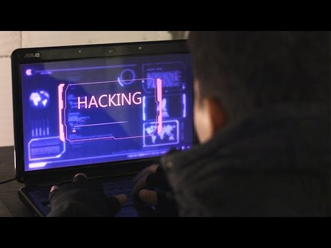 Hacking in movies vs. real life.