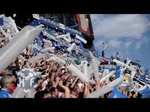 RECIBIMIENTO HD | Velez 2 Vs Rosario 0 | Torneo 2016/2017 | Fecha 02 - La Pandilla de Liniers - Vélez Sarsfield