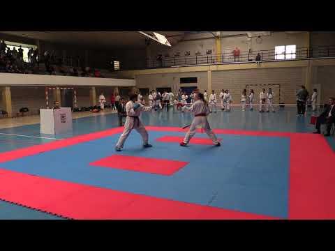 JDN Kumite Cadete_Juvenil Huarte 061019 Video 2