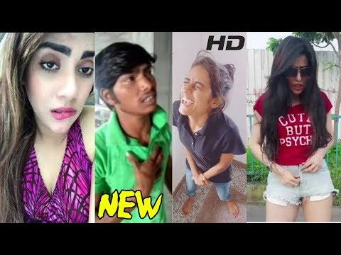 Funny videos - Funny Musically Videos of Aug 2018 (Isme Tera Ghata, Rohit Kumar)