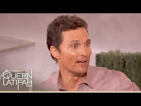 talks - Matthew McConaughey talks about his hit new HBO series
