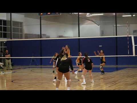 Lely-Naples volleyball